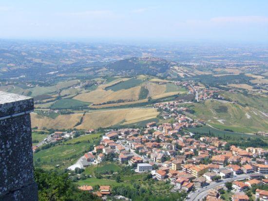 圣马力诺共和国是欧洲最古老的国家之一