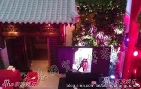 张艺谋女儿在京低调完婚