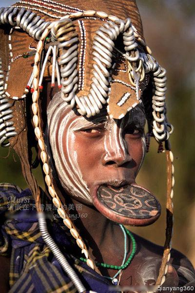 Mursi族