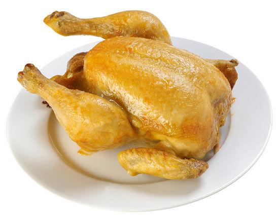 嫩姜童子鸡
