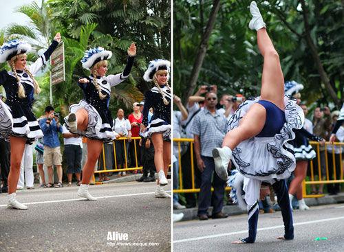 塞舌尔的激情狂欢节 摄影:iceque