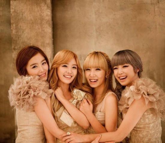 secret组合是韩国娱乐公司