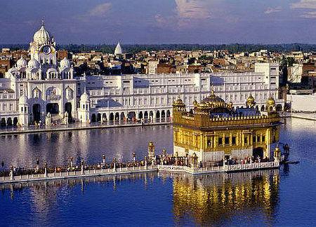 印度大金庙(点击更多高清美图)