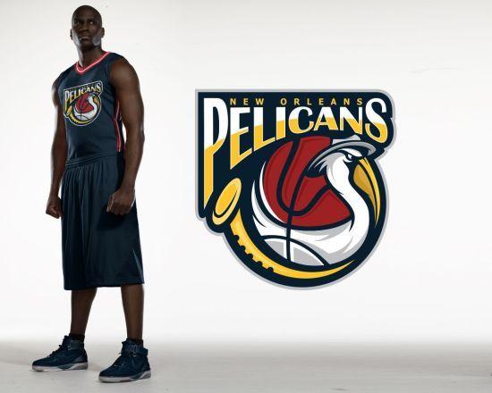 黄蜂正式换队名Pelicans