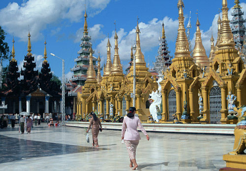 泰国(点击更多高清美图)