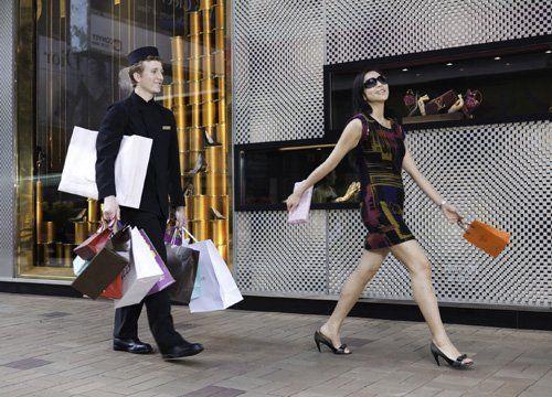 香港购物(点击更多高清美图)