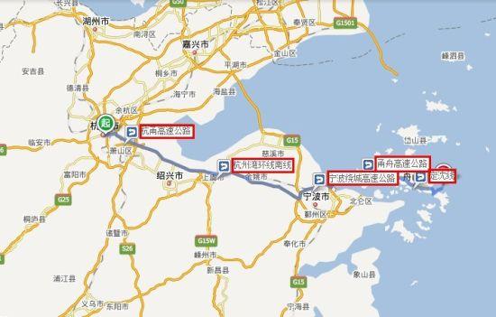 --杭甬高速公路