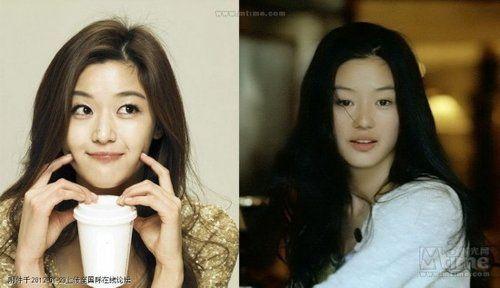 组图:盘点韩国90后心目中的顶级美女