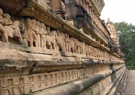 寺庙色情雕塑