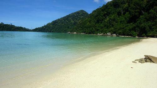 安达曼群岛(点击更多高清美图)