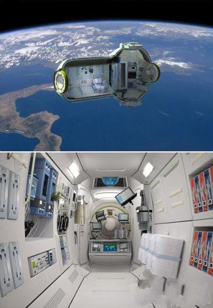 太空旅馆(点击更多高清美图)