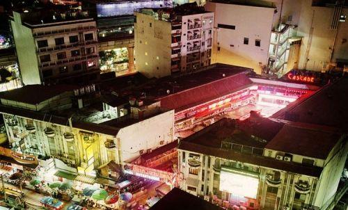 泰国一直是亚洲主要的性旅游目的地
