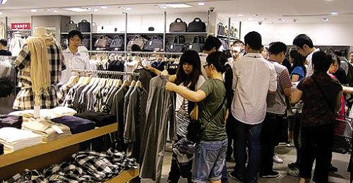 有家潮店无印良品杭州利星店升级受瞩目(附图)