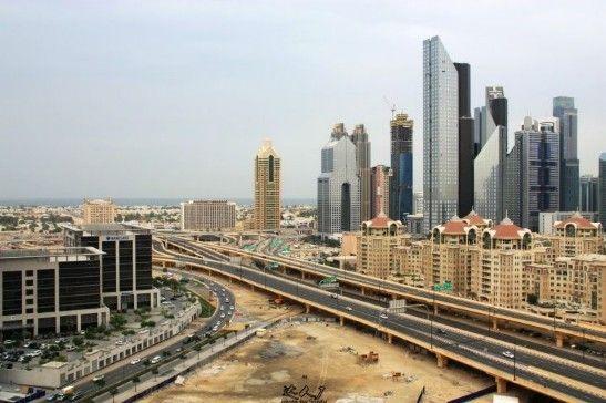 迪拜风貌(点击更多高清美图)