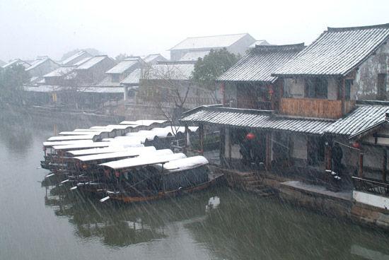 江南风景美高清图