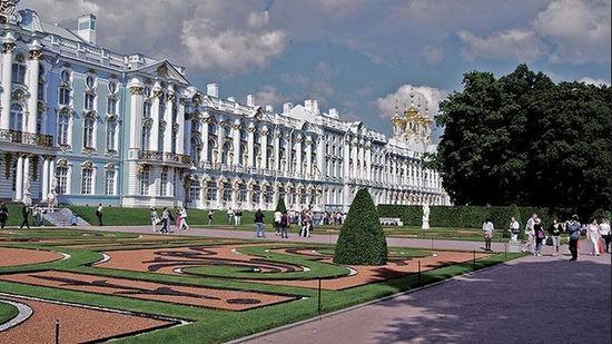 冬宫,俄罗斯