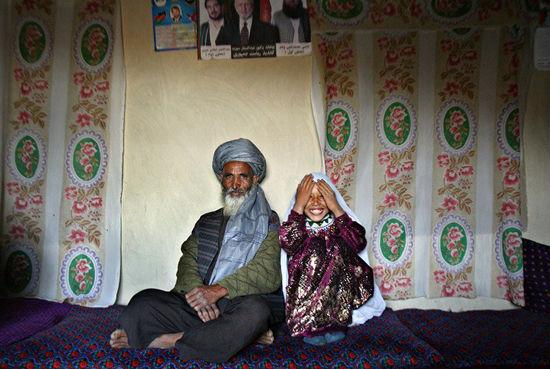 印度童婚习俗(点击更多高清美图)