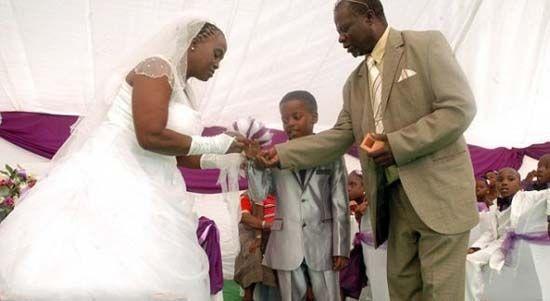 婚礼现场(点击更多高清美图)