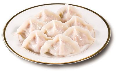 各种动物造型饺子图片