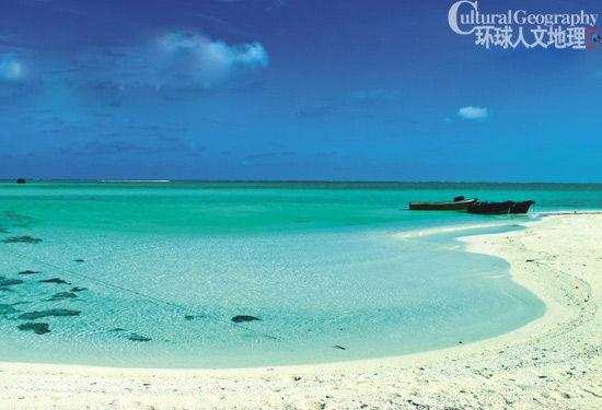 中国最美的海
