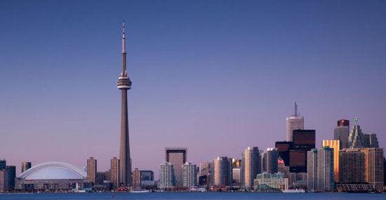 加拿大安大略省的多伦多市(点击更多高清美图)