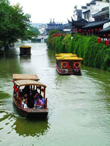 秦淮河 (点击更多高清美图)