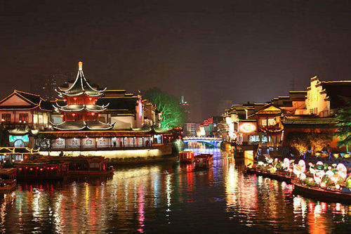 南京(点击更多高清美图)