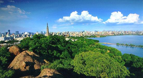 杭州(点击更多高清美图)