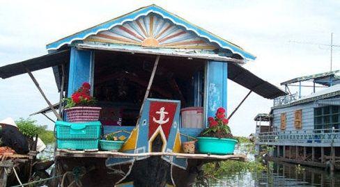 柬埔寨少女的性爱小屋