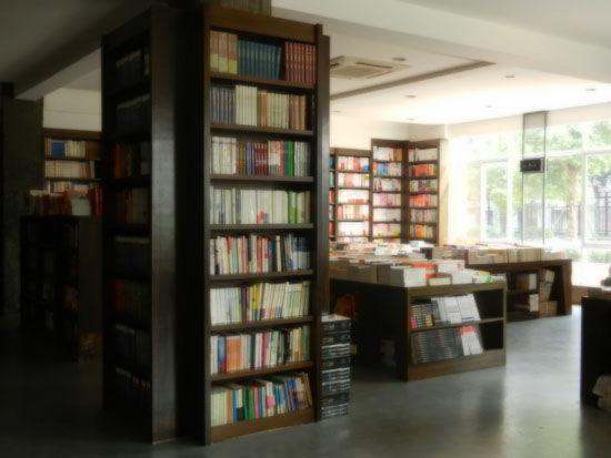 组图:杭城看得见风景的独立书店