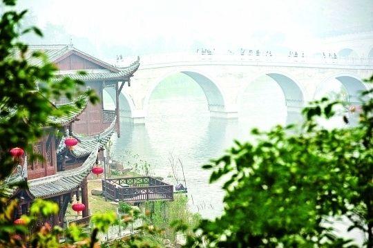 国内初夏最美的雨中风景(2)