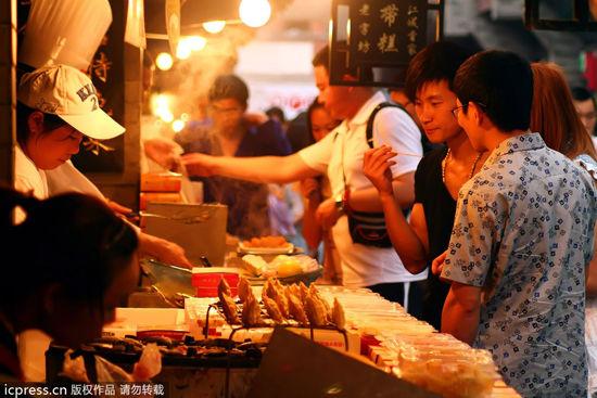 寻找中国最棒的菜市场