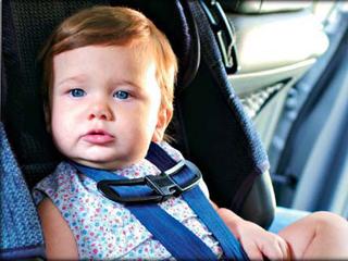 呼吁:立法推动使用儿童安全座椅