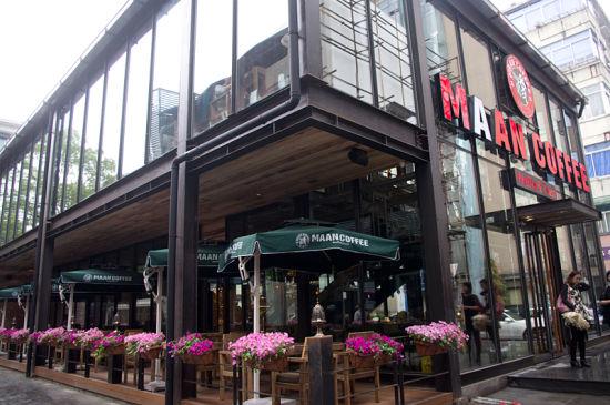 有家潮店:来自韩国的漫咖啡(组图)