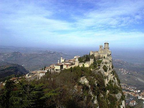 圣马力诺:平和心态+ 健康饮食