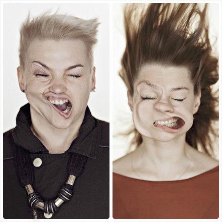 组图:当狂风吹过你的脸庞趣味摄影