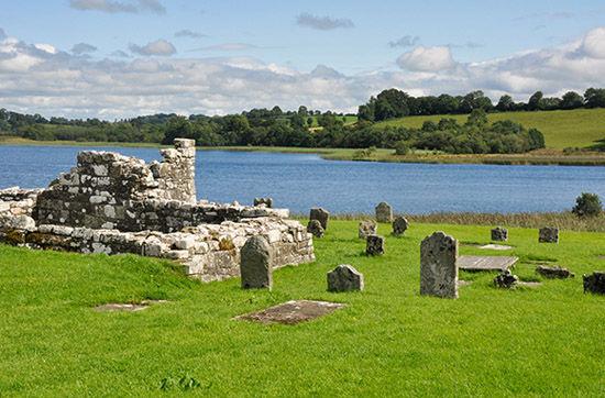 弗马纳湖畔(北爱尔兰)