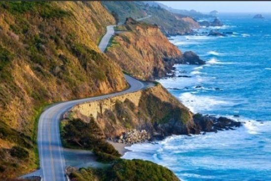 太平洋海岸高速公路