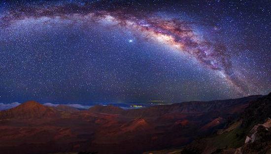 美国夏威夷哈来亚咔拉国家公园
