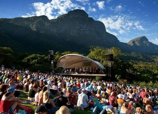 南非西开普敦康斯坦博西植物园