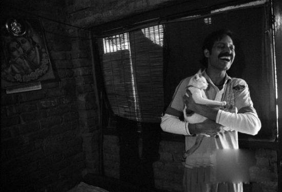 印度男妓生活