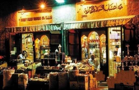 迪拜香料市场(点击更多高清美图)