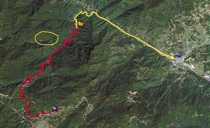 """14岁小""""驴友""""温州穿越峡谷时失踪"""