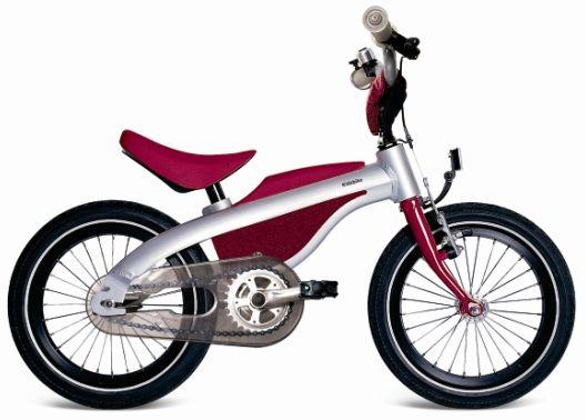 宝马儿童自行车