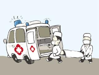 杭州高温致老人小孩多中暑 120急救出车量上升