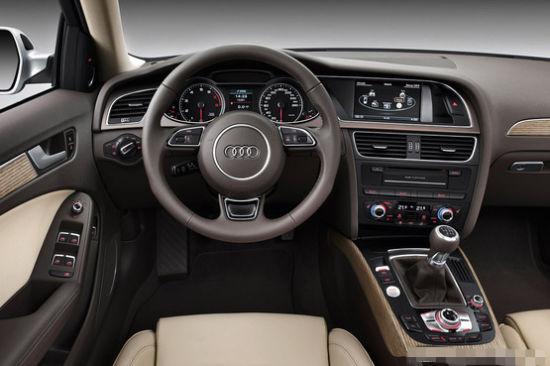 2015款奥迪A4-24万以下 三年内将上市进口新车前瞻