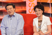 绿源集团:倪捷与夫人胡继红