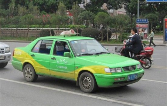 各国代表出租车盘点