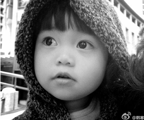 韩 小朋友可爱头像