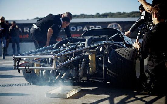 涡轮增压引擎的发展史